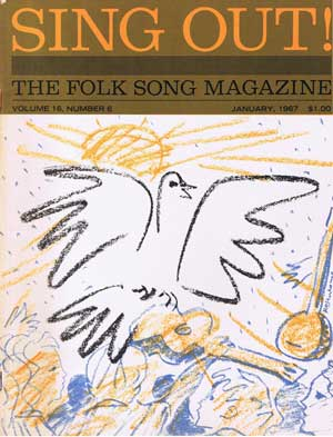 Cuba Sing Out! The Folk Song Magazine Vol. 16 No. 6 BOOK:PAPERBACK